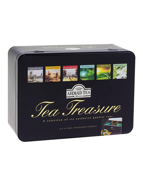 AHMAD Tea Treasure