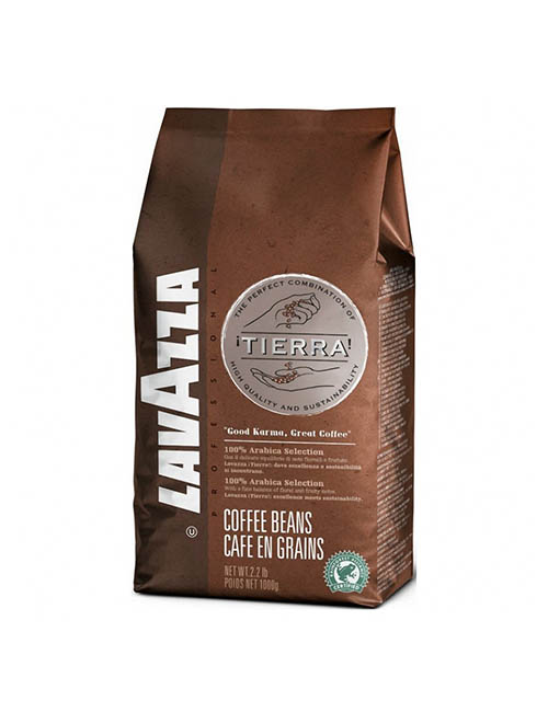 Lavazza Tierra Intenso